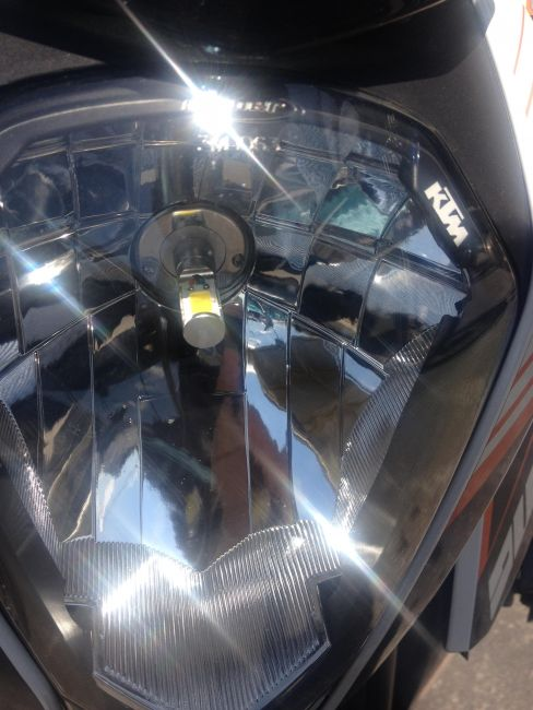 KTM Duke 390 - Foto #5