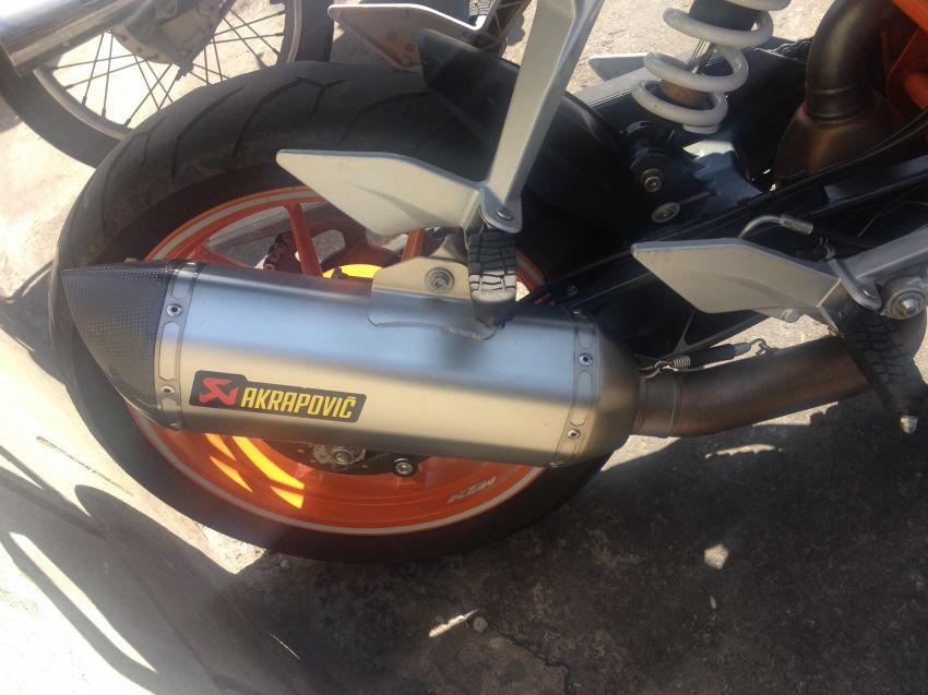 KTM Duke 390 - Foto #6
