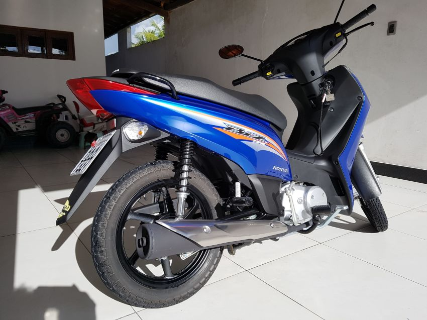 Honda BIZ 125+ Ie - Foto #6