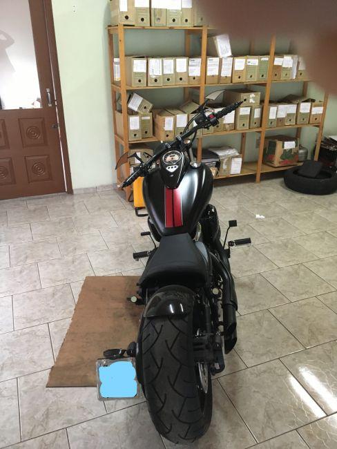 Kawasaki Vulcan 900 Custom - Foto #6