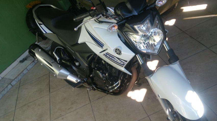 Yamaha YS 250 Fazer Blueflex - Foto #2