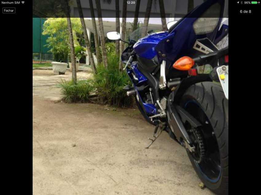 Yamaha YZF R6 600 - Foto #6