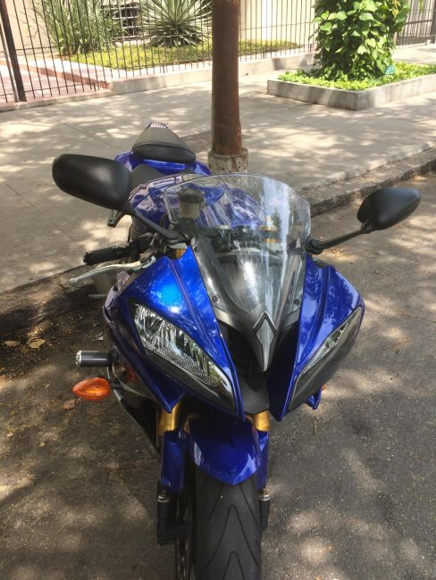 Yamaha YZF R6 600 - Foto #10