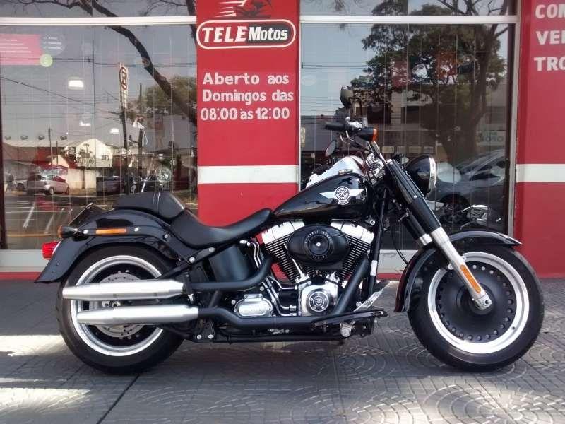 Harley-Davidson FLSTC Softail Classic - Foto #1