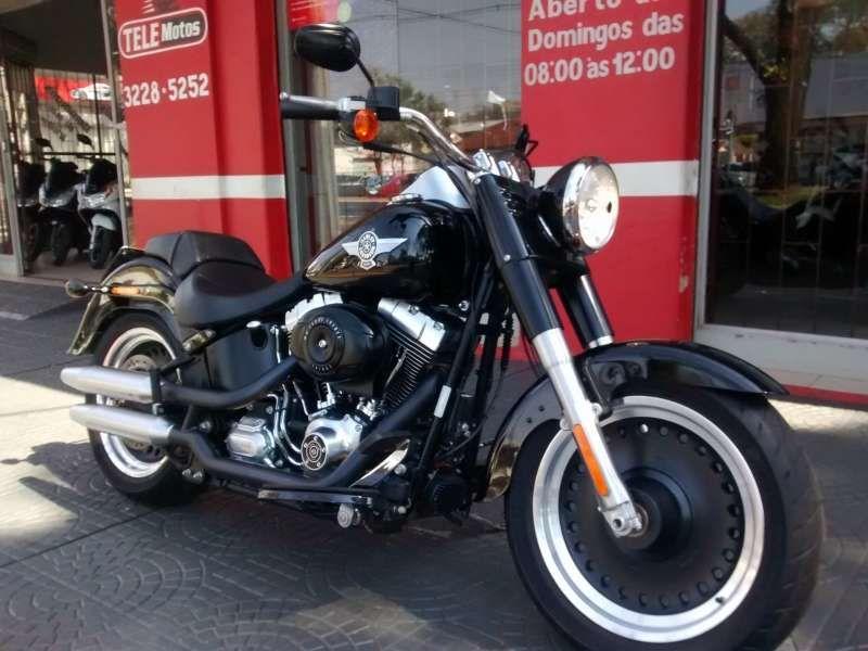 Harley-Davidson FLSTC Softail Classic - Foto #2