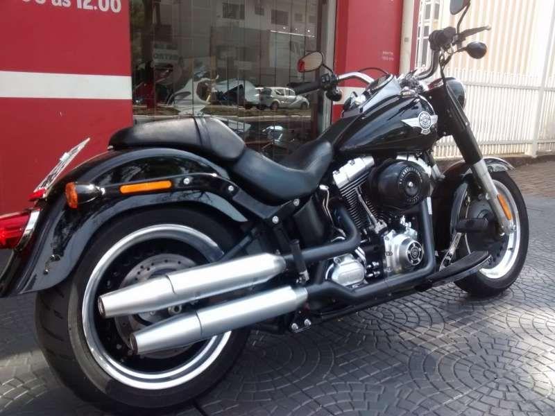 Harley-Davidson FLSTC Softail Classic - Foto #3