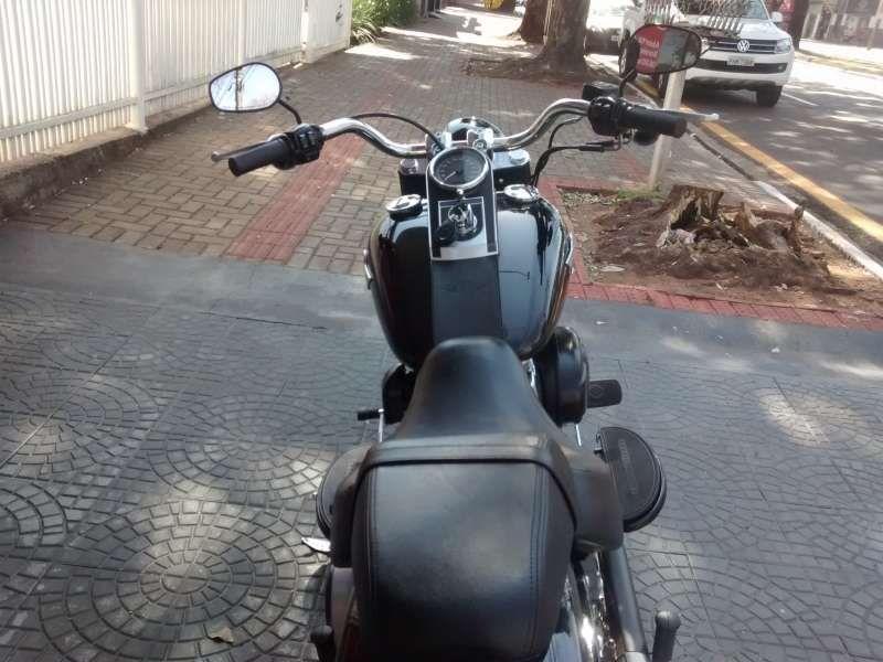 Harley-Davidson FLSTC Softail Classic - Foto #7