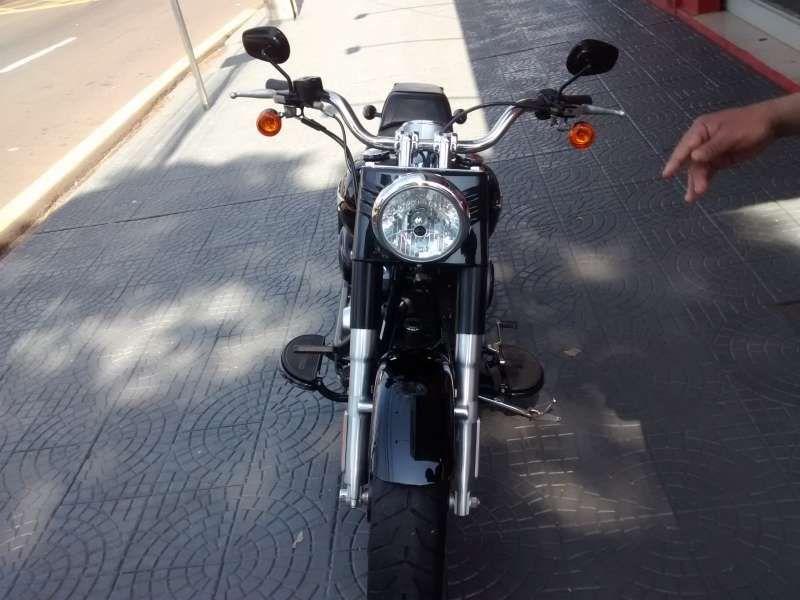 Harley-Davidson FLSTC Softail Classic - Foto #8