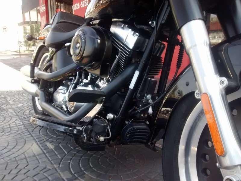 Harley-Davidson FLSTC Softail Classic - Foto #9