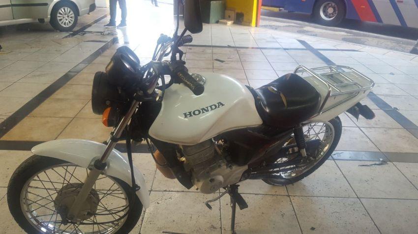 Honda CG 125 Cargo KS - Foto #1