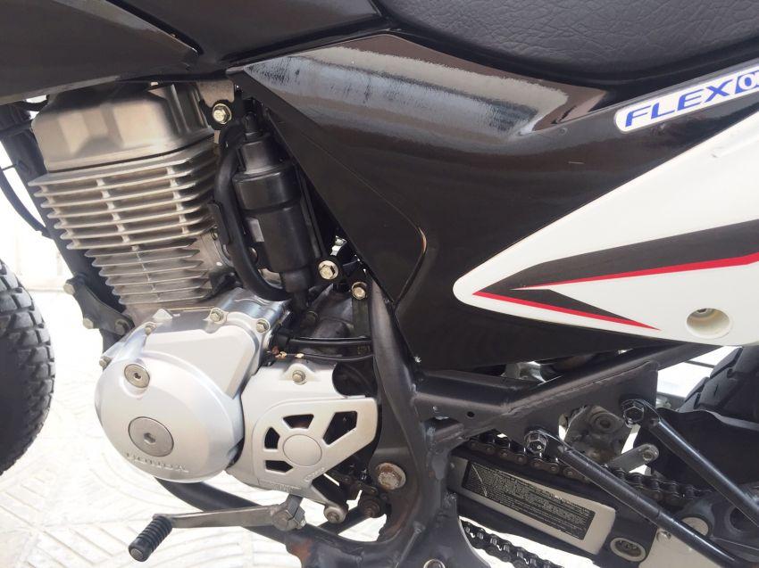 Honda NXR 150 Bros ES - Foto #6