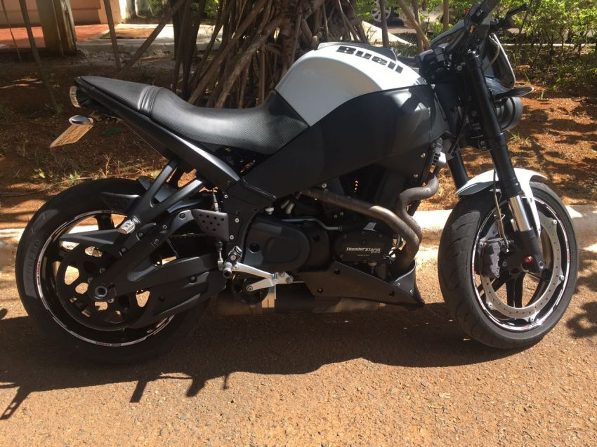 Buell Lightning City X XB9SX 1000 - Foto #7