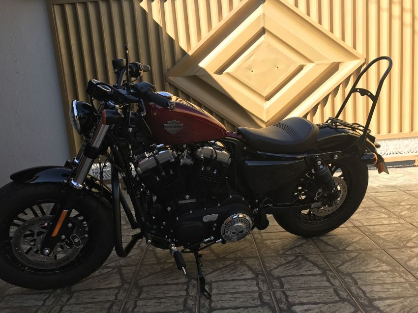 Harley-Davidson Forty-Eight - Foto #2