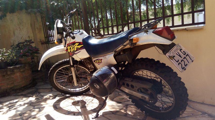 Honda XLR 125 - Foto #1
