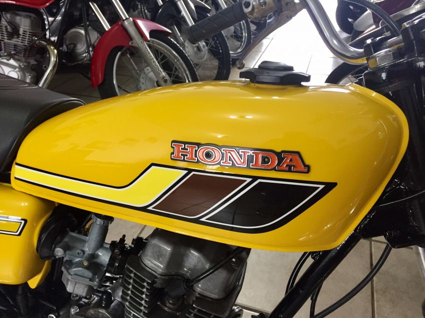 Honda CG 125 - Foto #4