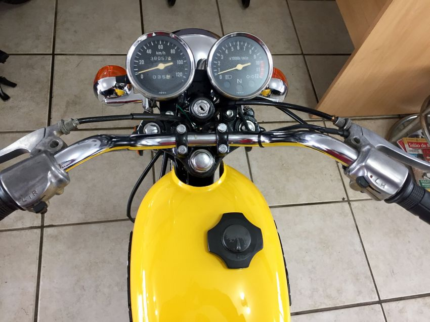 Honda CG 125 - Foto #6