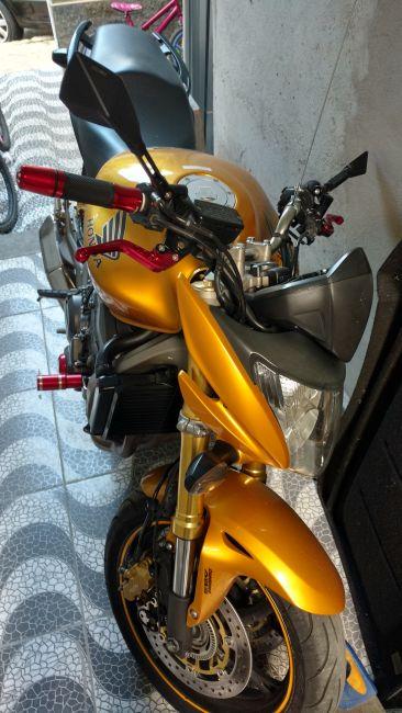 Honda CB 600 F Hornet (ABS) - Foto #1