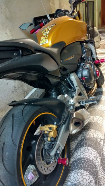 Honda CB 600 F Hornet (ABS) - Foto #2