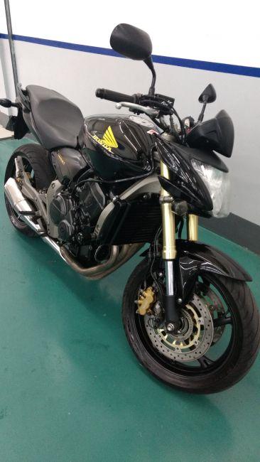 Honda CB 600 F Hornet (ABS)