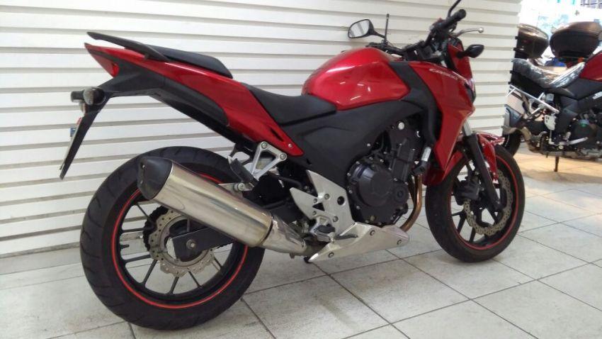 Honda CB 500F (STD) - Foto #6