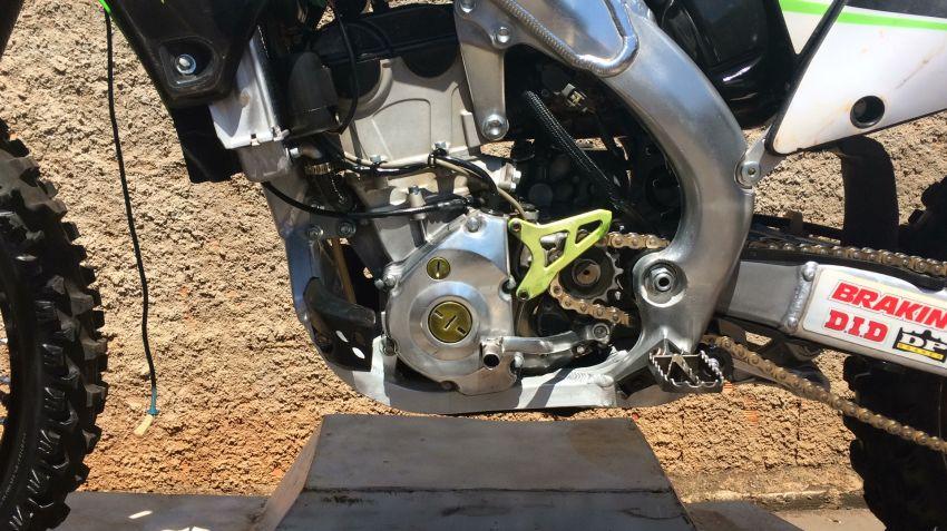 Kawasaki KX 65 - Foto #3