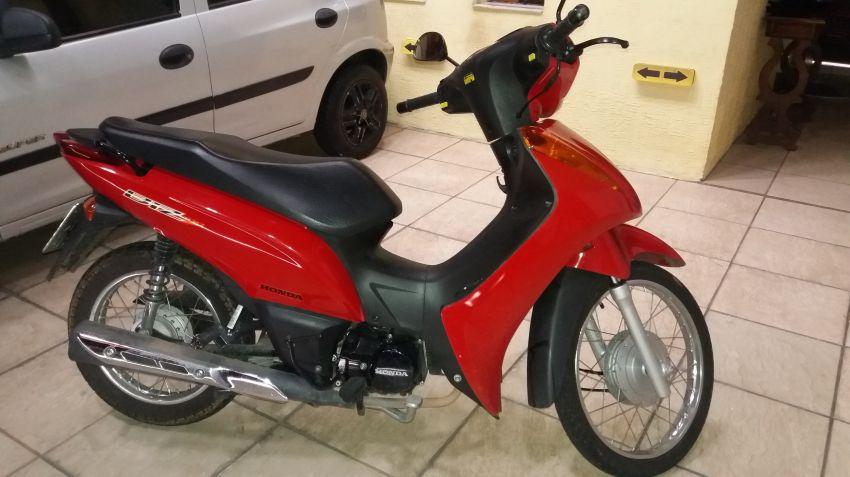 Honda Biz 100 ES - Foto #6