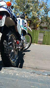 Yamaha DT 200 R - Foto #1