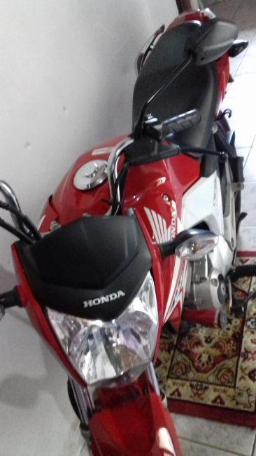 Honda CG 150 Titan ES (mix) - Foto #4