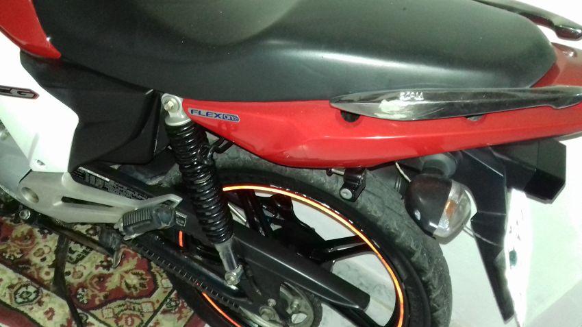 Honda CG 150 Titan ES (mix) - Foto #6
