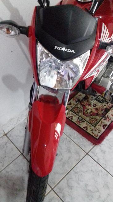 Honda CG 150 Titan ES (mix) - Foto #7