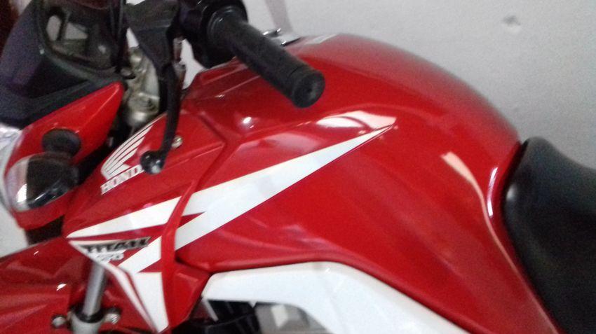 Honda CG 150 Titan ES (mix) - Foto #8