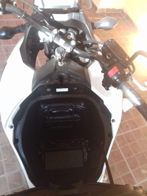 Honda NC 700X (ABS) - Foto #6