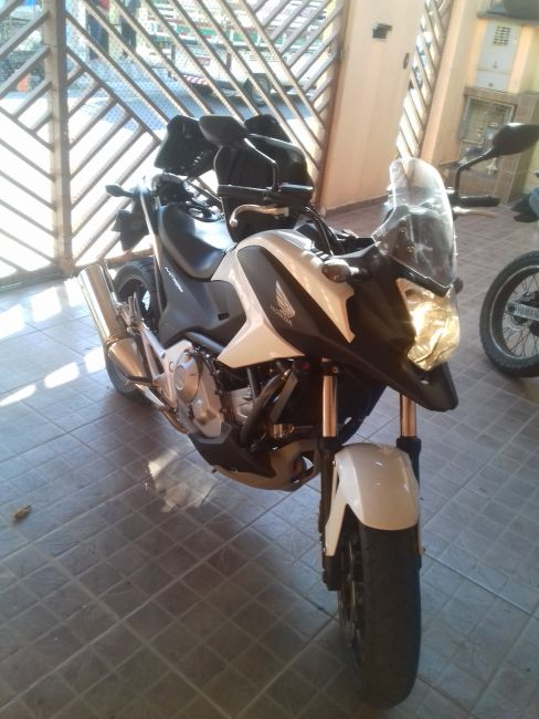 Honda NC 700X (ABS) - Foto #9