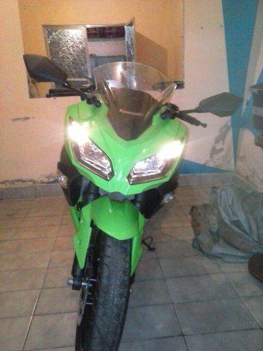 Kawasaki Ninja 300 - Foto #7