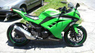 Kawasaki Ninja 300 - Foto #8