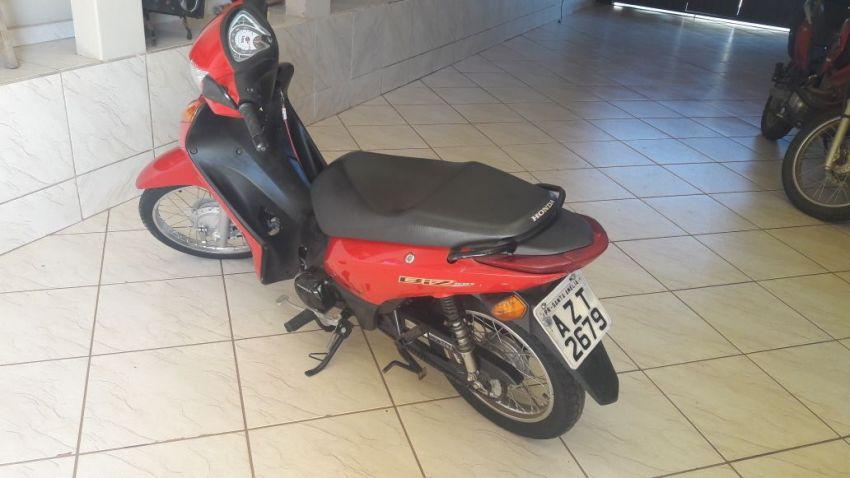 Honda Biz 100 ES - Foto #4