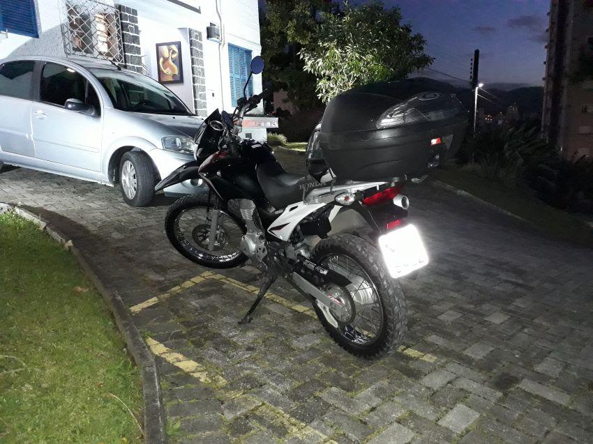 Honda NXR 150 Bros ESD - Foto #4