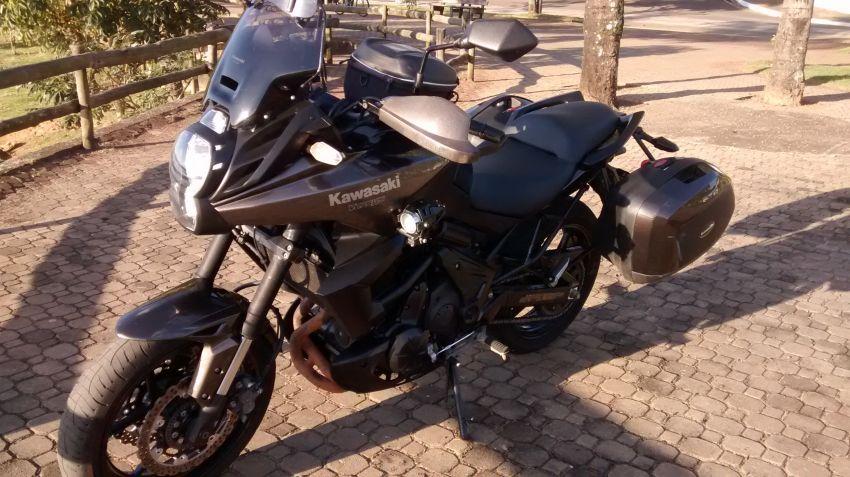 Kawasaki Versys Tourer - Foto #4