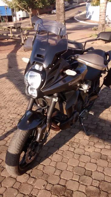Kawasaki Versys Tourer - Foto #5