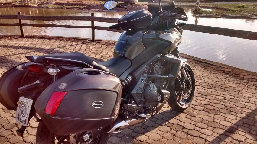 Kawasaki Versys Tourer - Foto #6