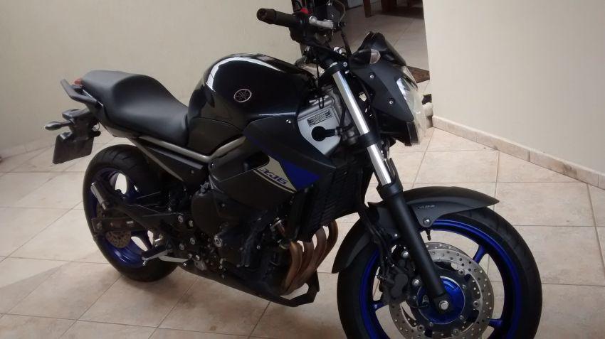 Yamaha XJ6 N 600 (ABS) - Foto #1
