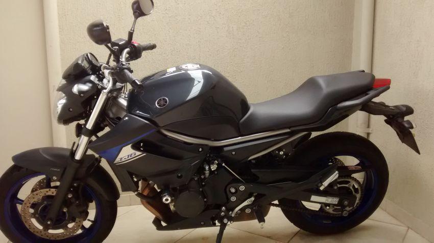 Yamaha XJ6 N 600 (ABS) - Foto #3