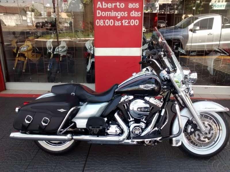 Harley-Davidson Flhr Road King Classic - Foto #1