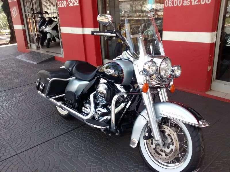 Harley-Davidson Flhr Road King Classic - Foto #2