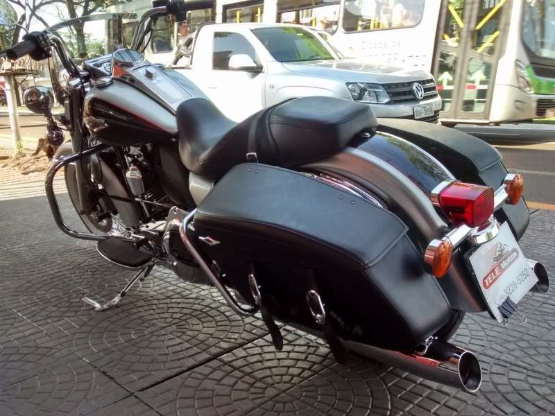Harley-Davidson Flhr Road King Classic - Foto #5