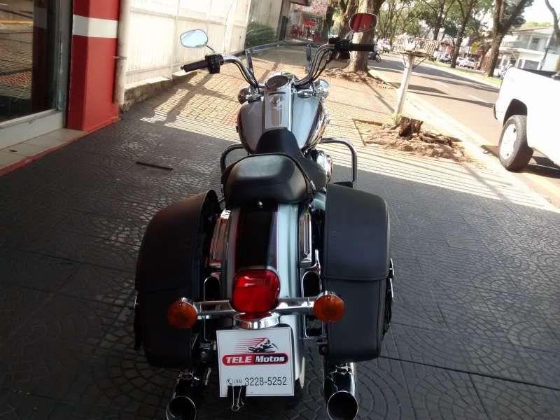 Harley-Davidson Flhr Road King Classic - Foto #6
