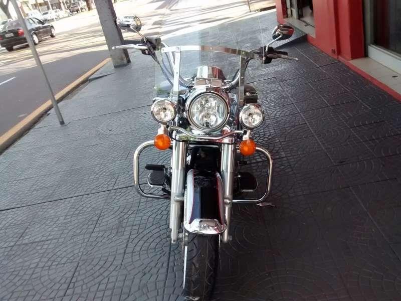Harley-Davidson Flhr Road King Classic - Foto #9