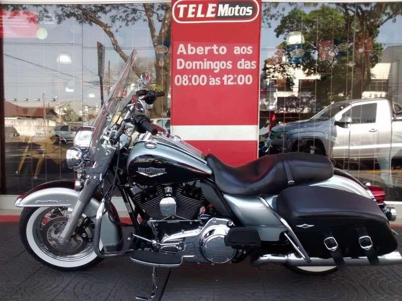 Harley-Davidson Flhr Road King Classic - Foto #10