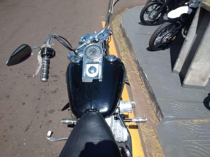 Harley-Davidson FXSTD Softail Deuce - Foto #5