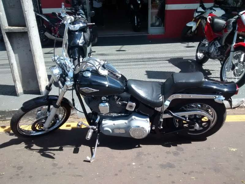 Harley-Davidson FXSTD Softail Deuce - Foto #6